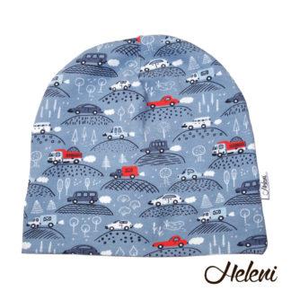 Autodega müts meriinovoodriga