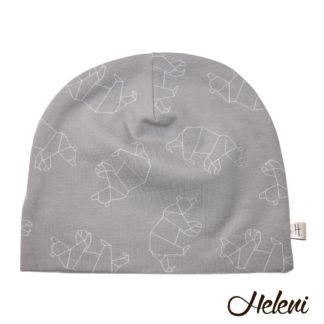 Hall karudega müts