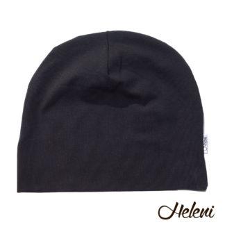 Must müts meriinovoodriga