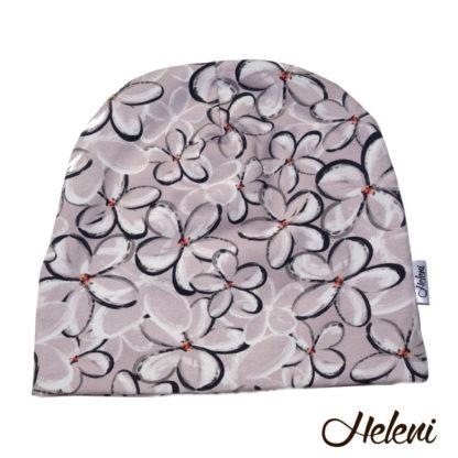 Lilledega müts