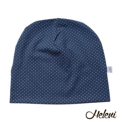Meriinovoodriga müts täpiline
