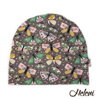Hall liblikatega müts