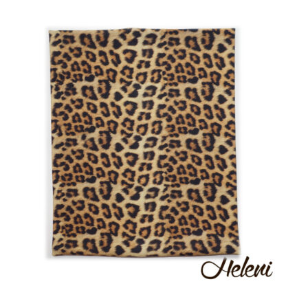 Leopardimustriline sall